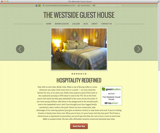 The Westside Guest House