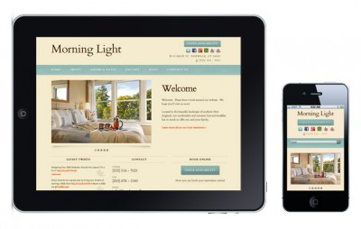 Mobile Web Design for Hotels